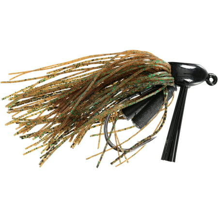 Jig Pumpkin (BOOYAH Boo Jig Black Green Pumpkin 1/2 Oz )