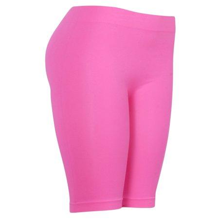 Petite Straight Leg Shorts - Gravity Threads Ladies Legging Shorts