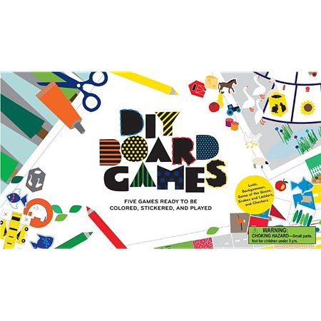 DIY Board Games - Memory Board Diy
