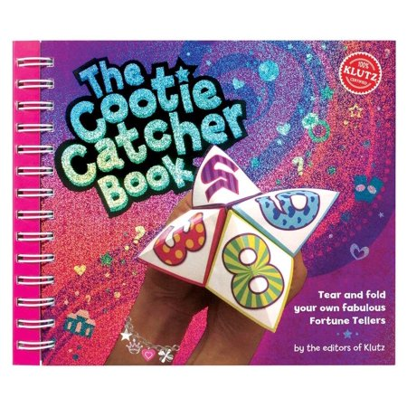 The Cootie Catcher Book (Other)