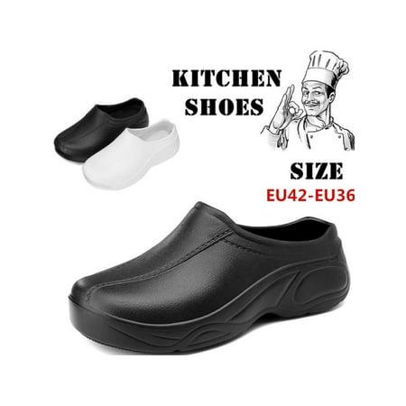 Non Slip Kitchen Shoes Restaurant Non Slip Work Shoes For Chef Nurse