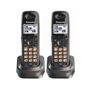 Panasonic KX-TGA939T New DECT 6.0 1.9GHz 2 Line Extra Handset And Charger 2 Pack