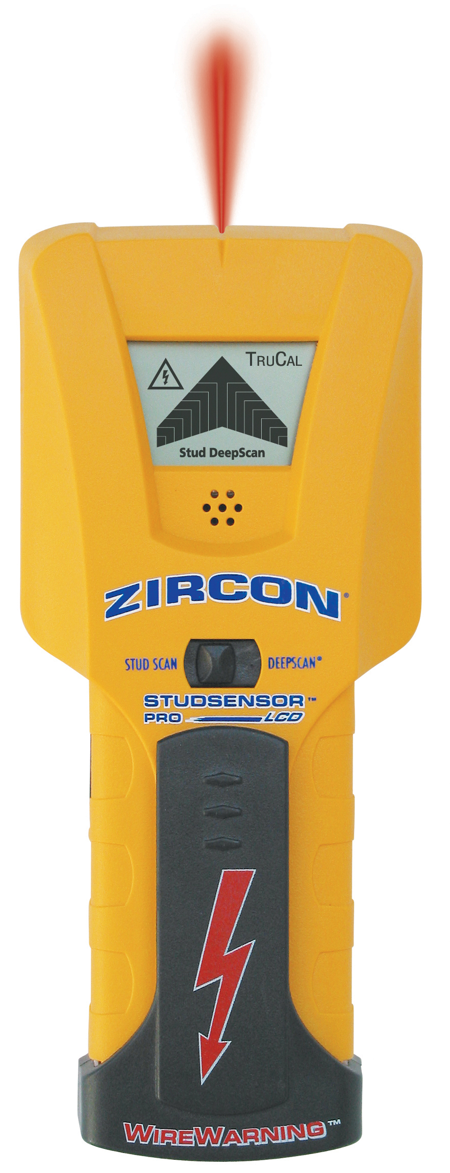 "Zircon 63573 Studsensor E50 Pro LCD, 1-1 2"" Scan Depth by Zircon International Inc"