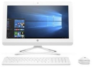 Click here to buy 2017 HP Pavilion 19.5 Inch All-in-One Premium Flagship Desktop Computer (Intel Dual Core Celeron J3060 1.6GHz, 4GB RAM,... by HP.