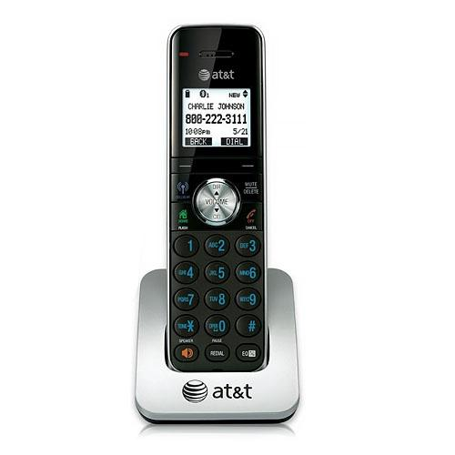 AT&T TL96271 + (8) TL90071 Cordless Phone System by