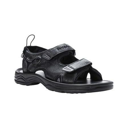 Men's Propet SurfWalker II Sport Sandal (Leather Shorts Men)