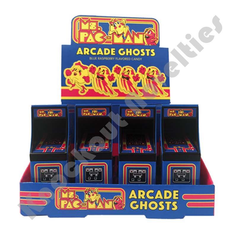 Ms. Pac-Man Arcade Tins - Mints