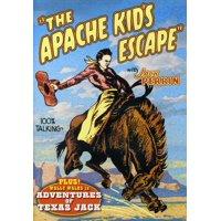The Apache Kid's Escape / Adventures of Texas Jack (DVD)