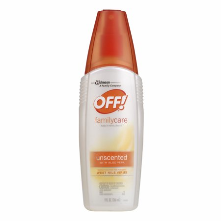 Off  Familycare Insect Repellent Iv  Unscented  9 Fluid  Oz