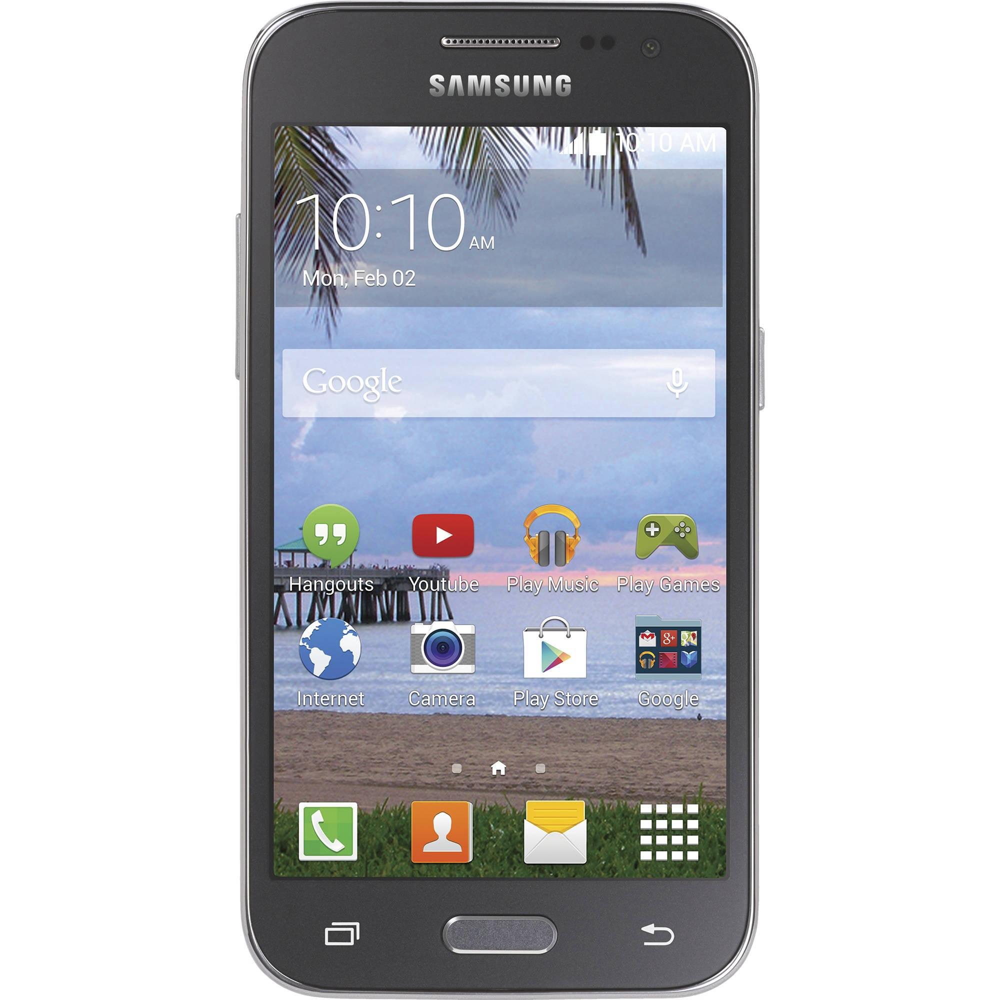TracFone Samsung Galaxy Core Prime S820C LTE Prepaid Smartphone
