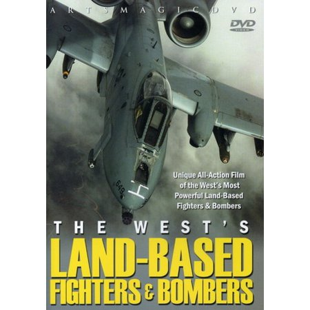 Fighter Bomber - The Land-Based Fighters & Bombers (DVD)