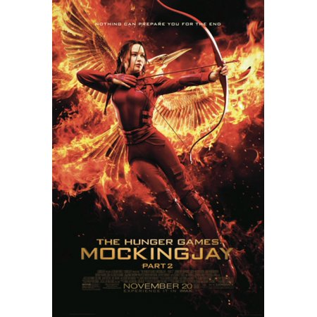 Hunger Games Mockingjay - Bow Poster Poster Print