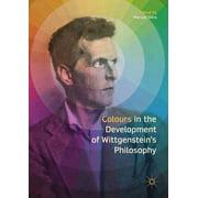 Colours in the development of Wittgenstein's Philosophy - eBook