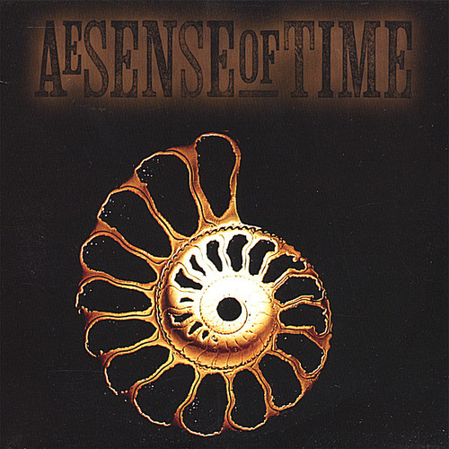 Aesense of Time - Aesense of Time [CD]