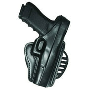 Gould & Goodrich Black Paddle Holster B807-G19