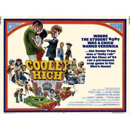 """Cooley High - movie POSTER (Style I) (11"""" x 14"""") (1975)"""