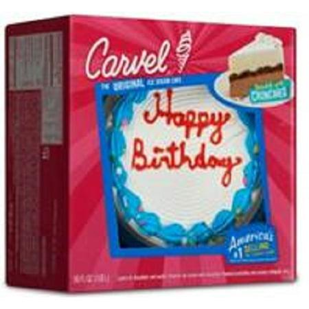 Oz Carvel Ice Cream Cake