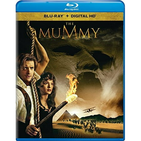 The Mummy  Blu Ray   Digital Copy