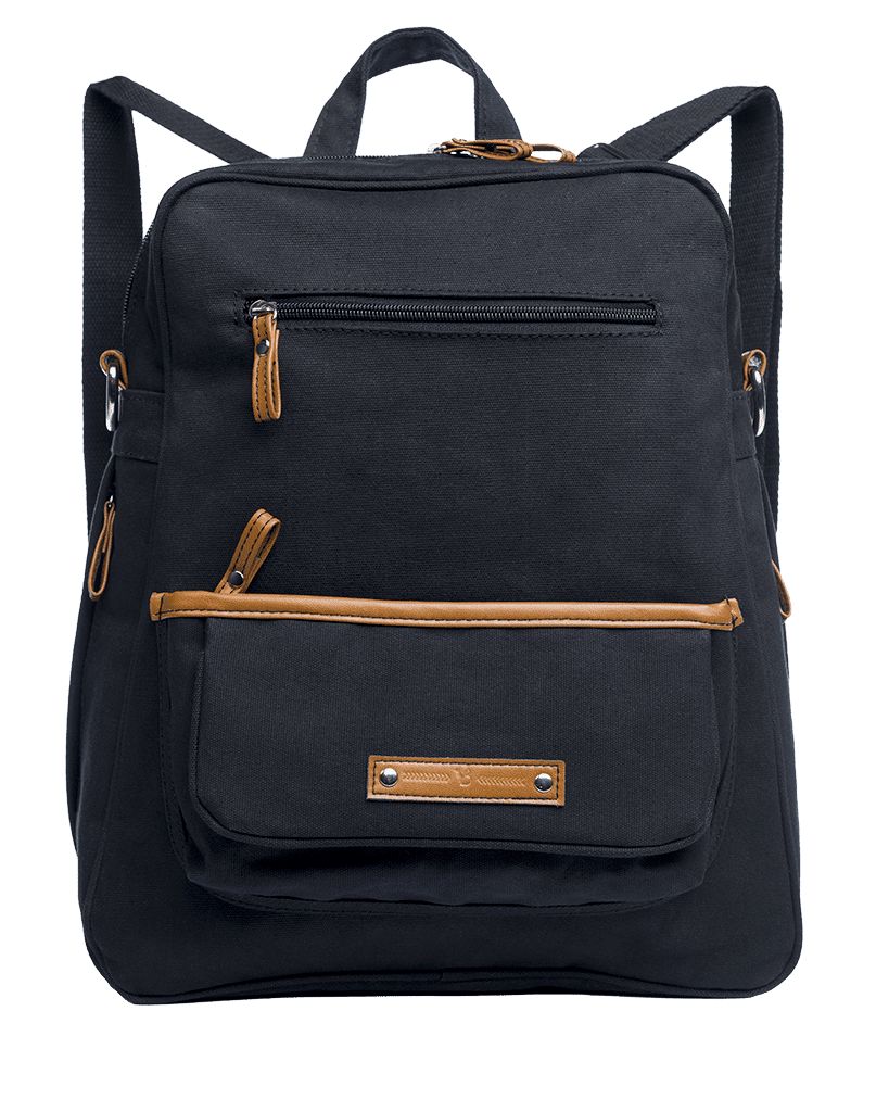 Vilah Bloom MOTG Convertable Backpack- After Hours