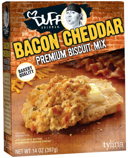 Duff Biscuit Mix - Bacon Cheddar