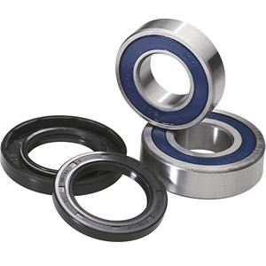 Moose Racing Wheel Bearing And Seal Kit Front Fits 04-09 Suzuki Quadsport Z250 LTZ250 2x4