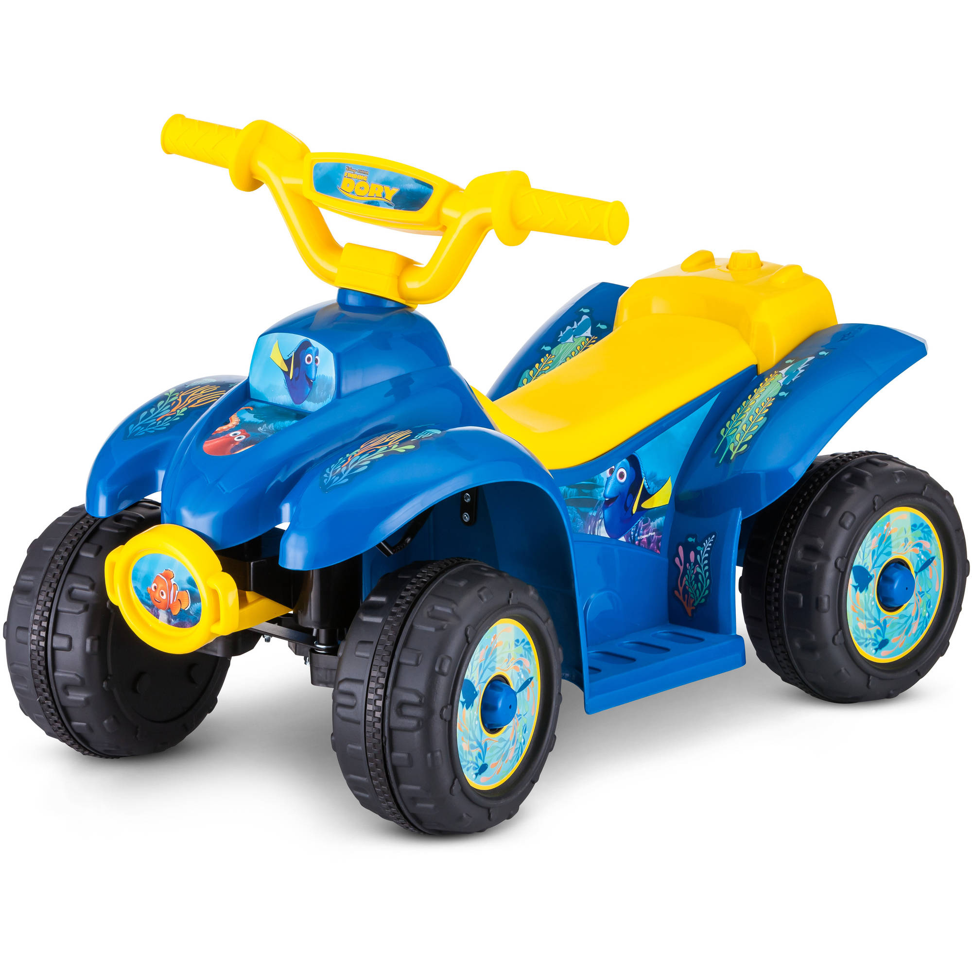 Disney Finding Dory 6V Toddler Quad Ride On