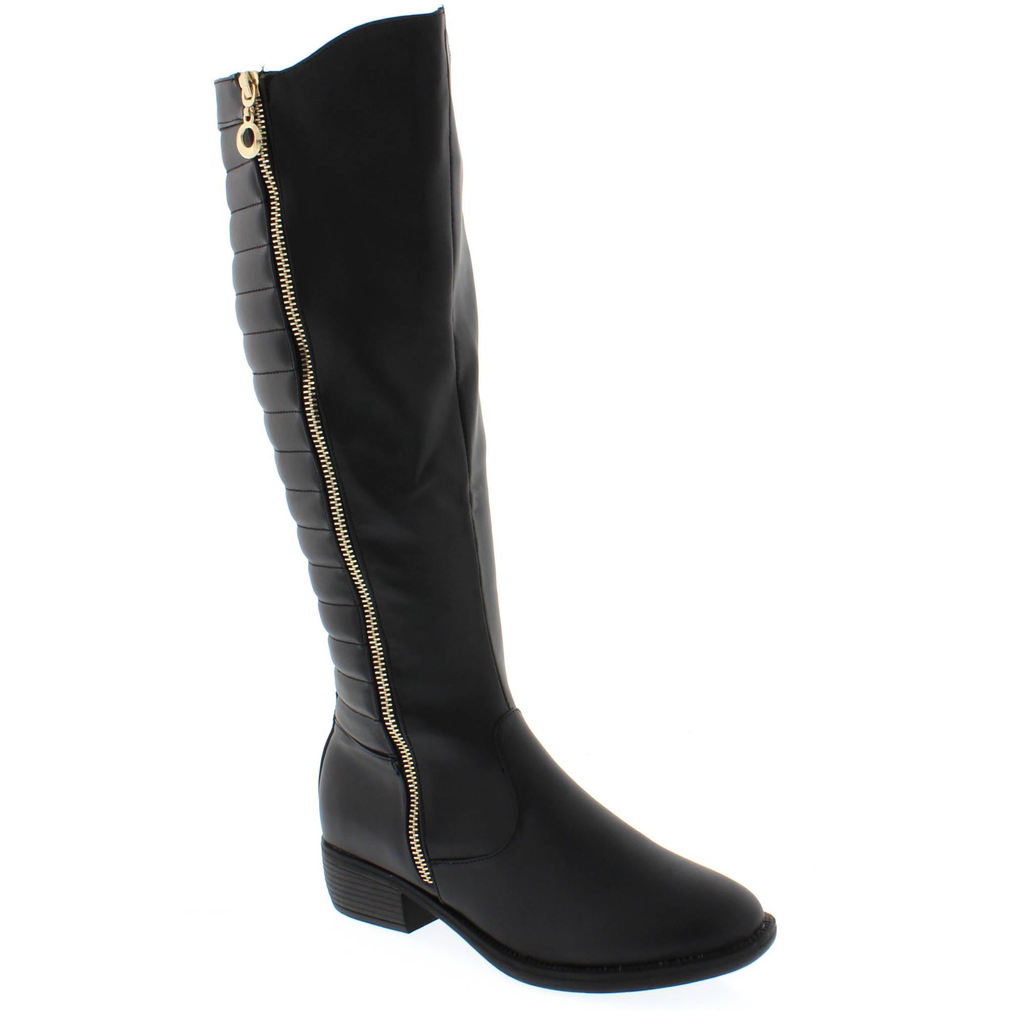 shoes of soul s zipper boots walmart