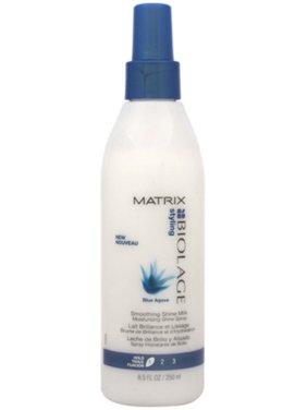Matrix Biolage Styling Smoothing Shine Milk, 8.5 oz