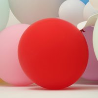 """Efavormart 2 Pack 32"""" Extra Large Round Latex Balloons Air Helium Balloons Party Balloons"""