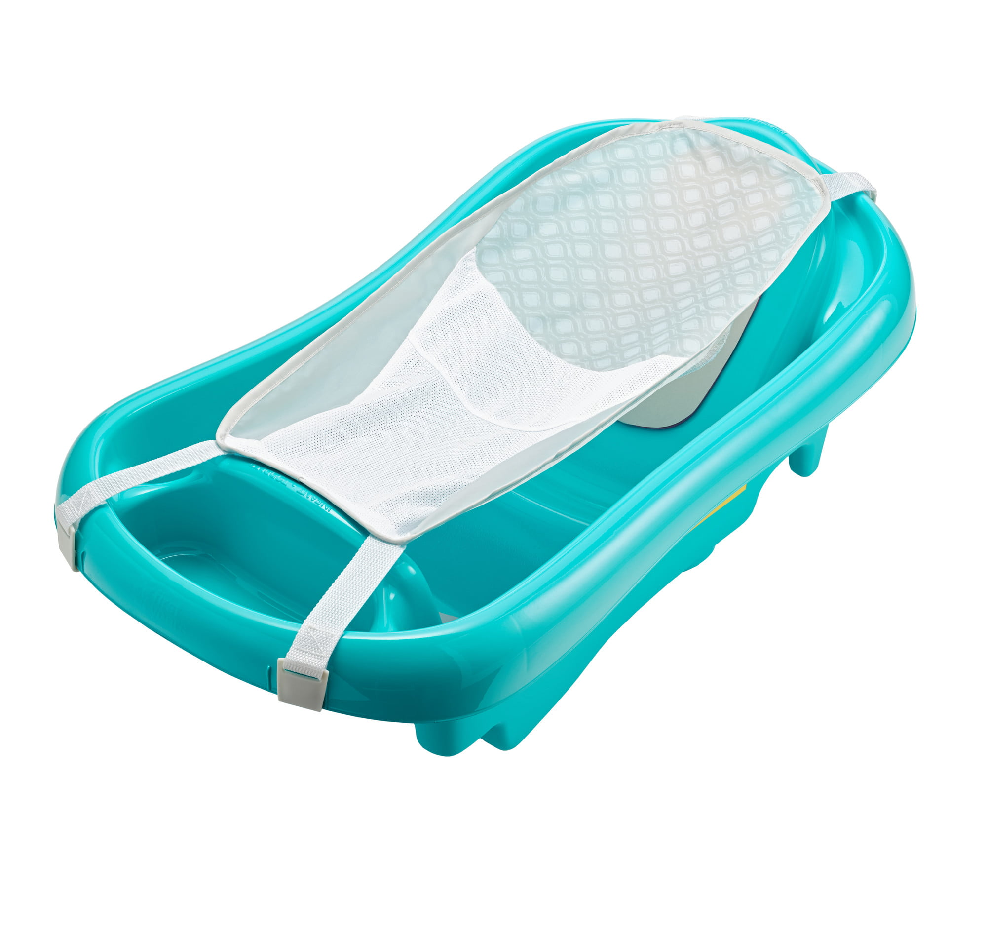 The First Years Sure Comfort Deluxe Newborn to Toddler Tub, Teal ...