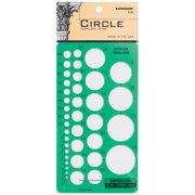 Pickett Circles Inking Template