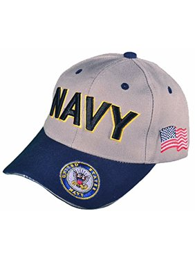 outlet store 9b897 a9e52 Product Image Buy Caps and Hats Navy Veteran Baseball Cap Vet Military Mens  One Size (U.S. Navy
