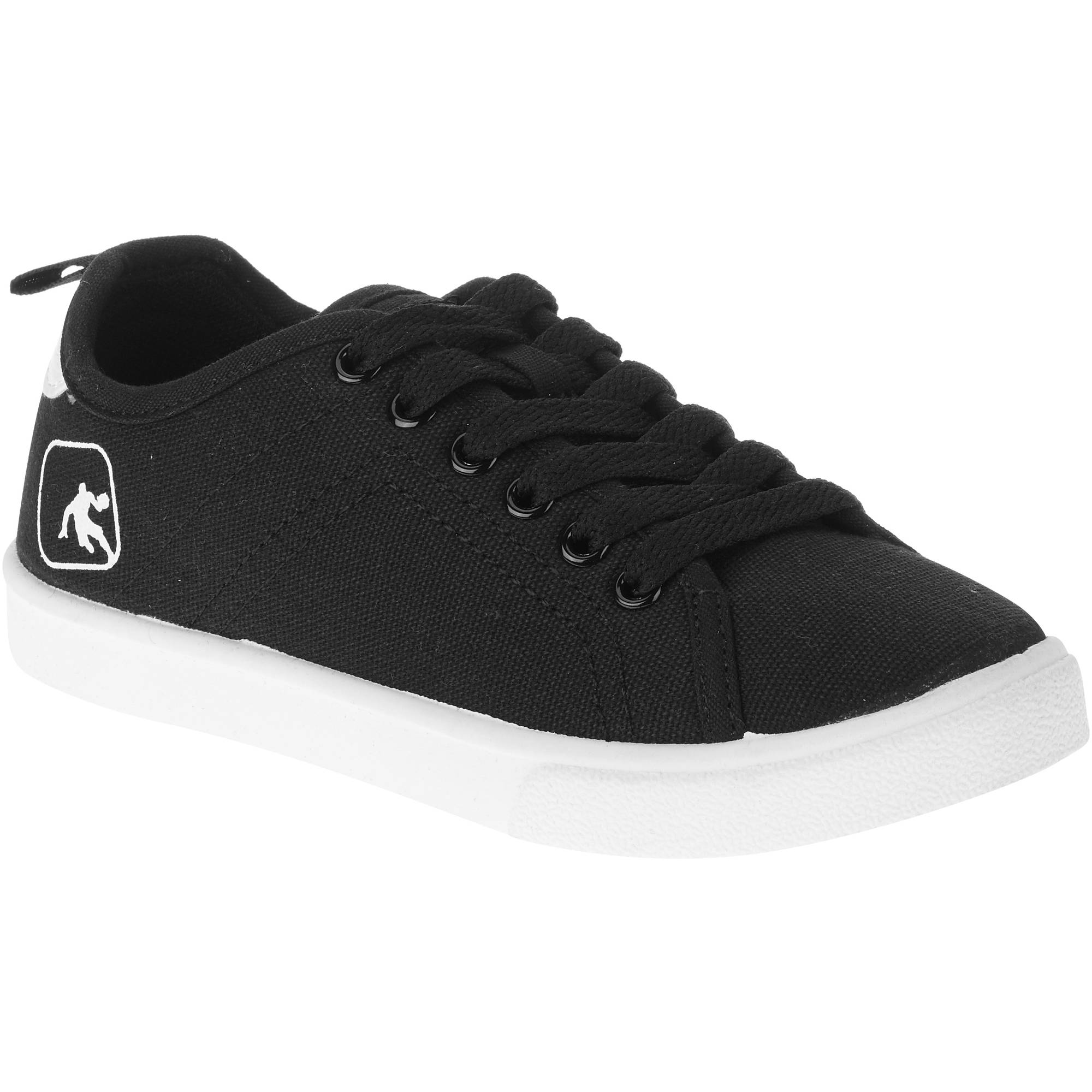 AND1 Boys' Canvas Lace-up Sneaker