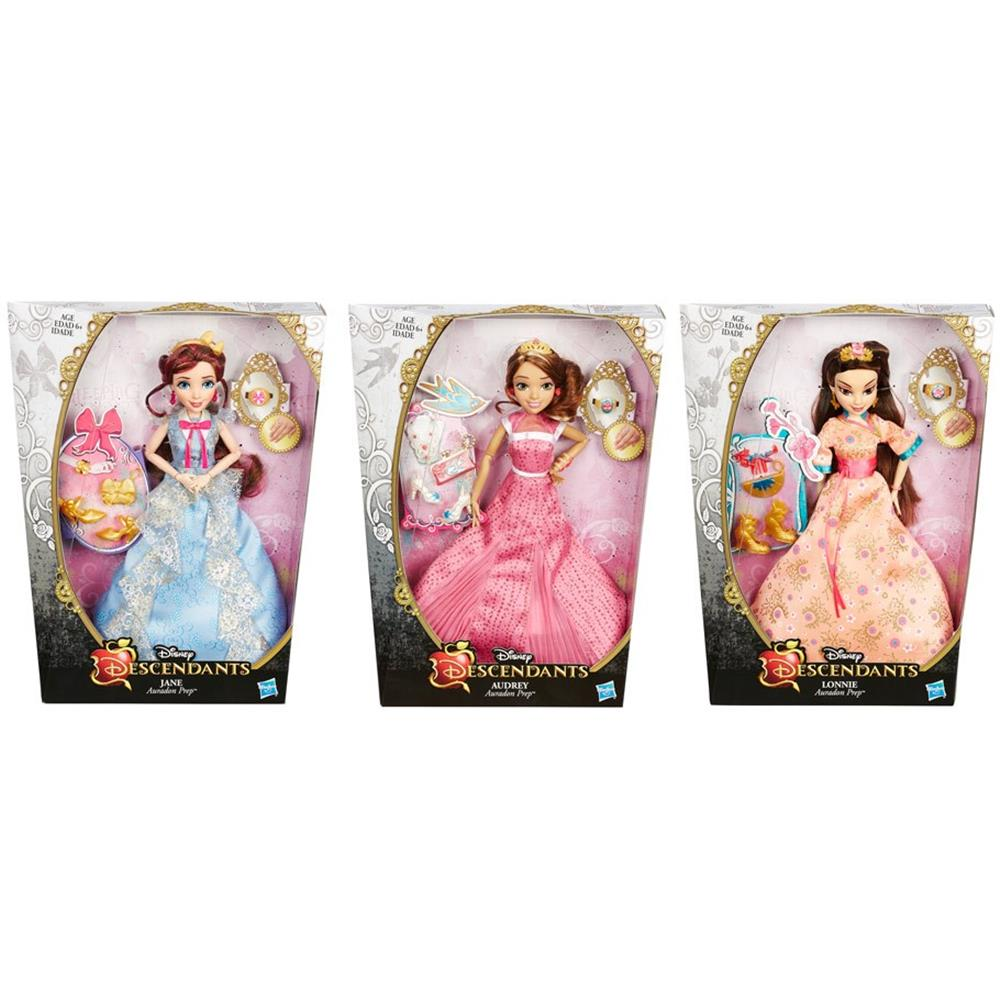 DD: AK: Coronation Outfit (4) Disney Descendants Auradon Dolls Wave 1 Hasbro by Hasbro