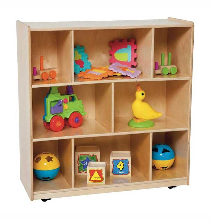 Kid's Play Center Storage Unit