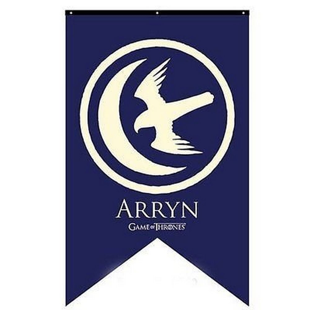 Game Of Thrones House Arryn Banner Tapestry Flag
