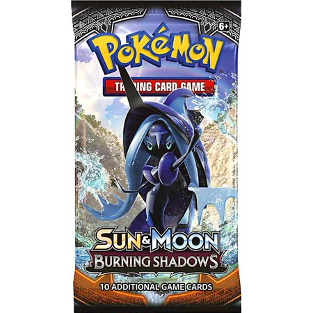 Giants Booster Pack - Pokemon Sun & Moon Burning Shadows Booster Pack
