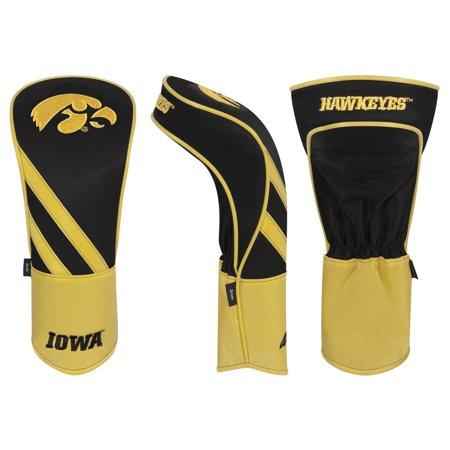 Iowa Hawkeyes NCAA Golf Driver Head Cover - Team Color ()