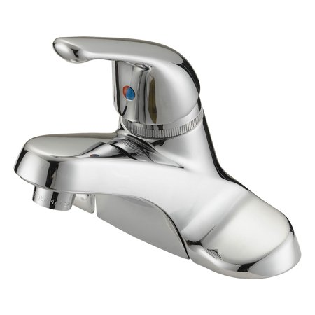 Bar/Bathroom Faucet LB2C, Chrome Finish (4 In Spread)