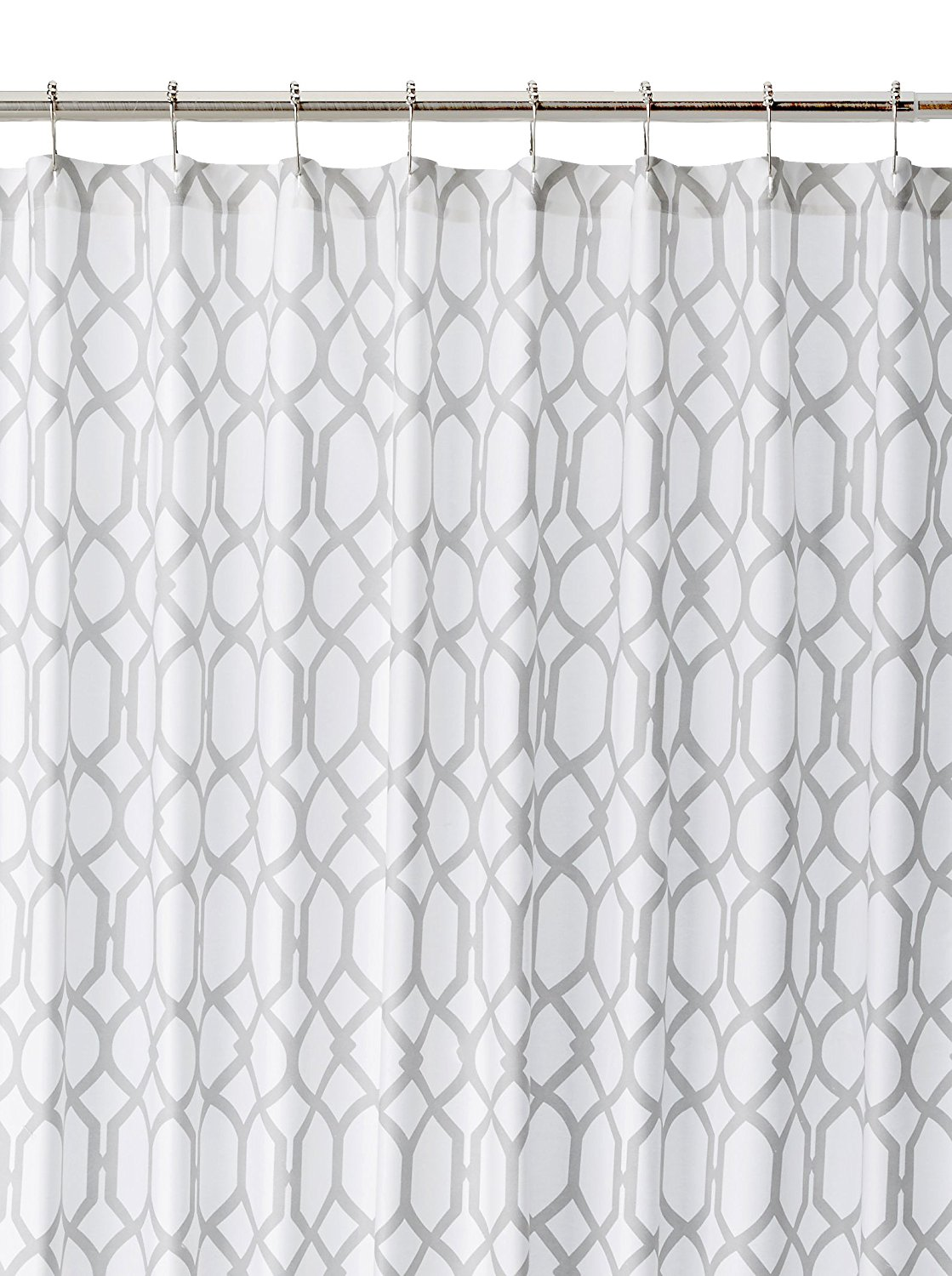 Tommy Bahama 200781 Cotton Shower Curtain Shoretown Trellis Gray Is 100 By