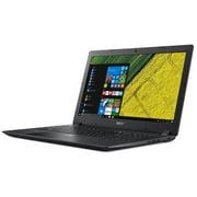 """Acer Aspire 3 A315-41-R3RF 15.6"""" Notebook - AMD Ryzen 3 2200U - 8GB RAM - 1TB HDD - AMD Radeon Vega 3 - Windows 10 Home - Obsidian Black"""