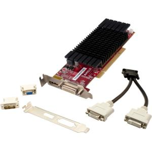 Visiontek 650 MHz 512MB DDR3 PCI Low-Profile Graphic Card