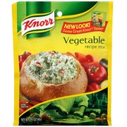 Knorr Vegetable Recipe Mix, 1.4 oz (Pack of 12)