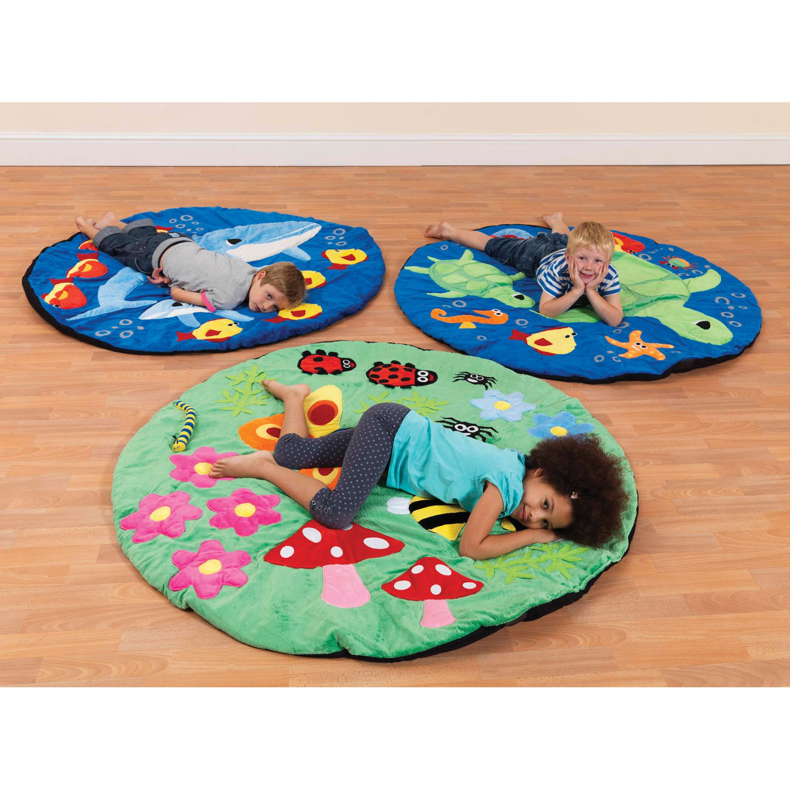 Kalokids Back to Nature Meadow Giant Snuggle Mat