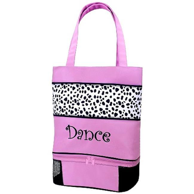 Sassi Design DAL-01 Dalmatian Dance Tote Bag