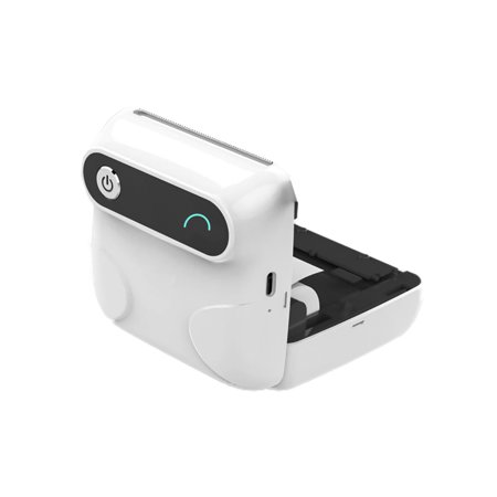 Mini Portable BT Wireless Printer Pocket Cute Appearance Photo Printing Label Receipt Notes Errors Memo Thermal Printer - image 6 of 7