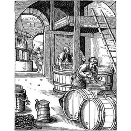 The Practical Distiller or an Introduction to Making Whiskey, Gin, Brandy, Spirits etc. (1809) - eBook