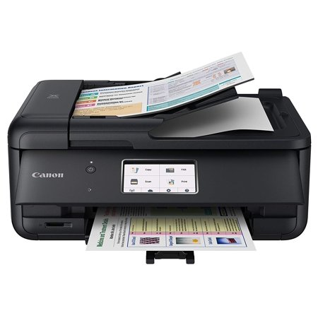 Canon PIXMA TR8520 Wireless All in One Printer | Mobile Printing | Photo and Document Printing, AirPrint(R) and Google Cloud Printing,