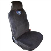 NFL Tennessee Titans Plush Seat Cover