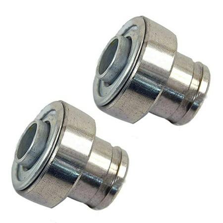 Craftsman Mower 2 Pack of Genuine OEM Replacement Wheel Bearings #